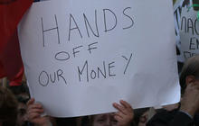 Cyprus on the verge of a financial meltdown