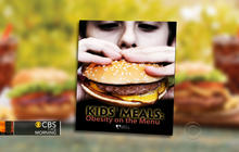 Kids' meals at chain restaurants not meeting standards: study