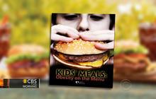 Kids' meals at chain restaurants not meeting standards: study