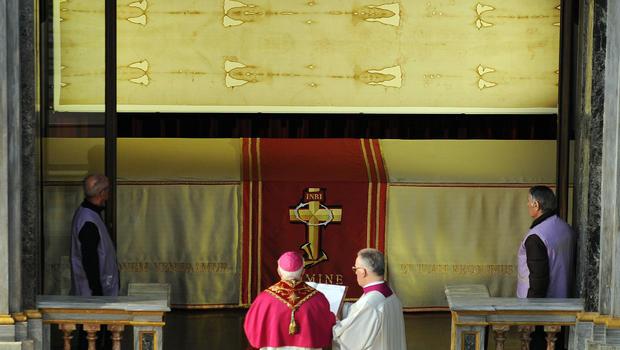 shroud_of_turin - The Shroud of Turin (La Sindone di Torino) - Bible Study