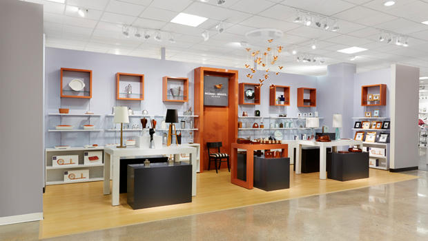 . J C  Penney revamps home areas to woo back shoppers   CBS News