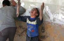 "Syria's civilian areas targeted by ""random"" bombing raids"