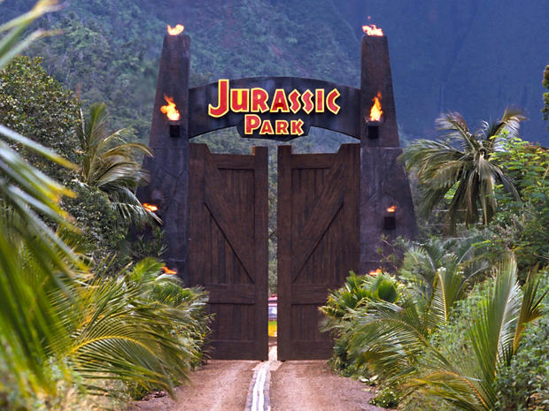 """""""Jurassic Park"""" cast: Where are they now?"""