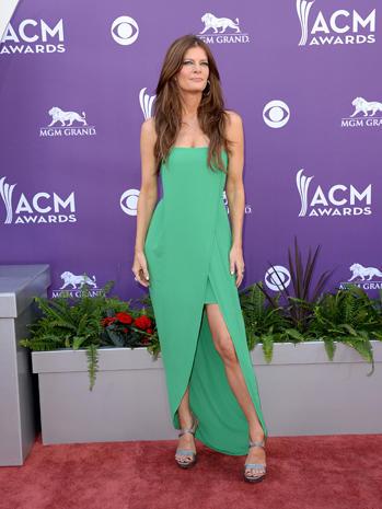 ACM Awards 2013 red carpet