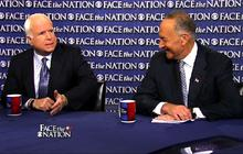 Schumer & McCain: Let's have debate on gun control