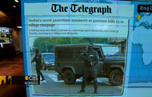 Headlines: Gunman kills 13 people in Serbia