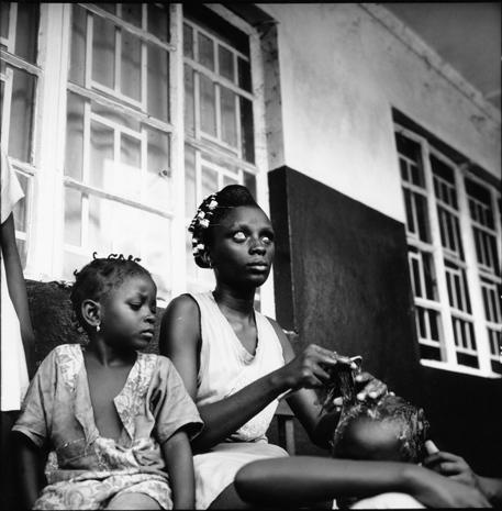 Haunting portaits of Sierra Leone's blind