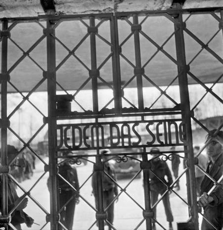 The liberation of Buchenwald