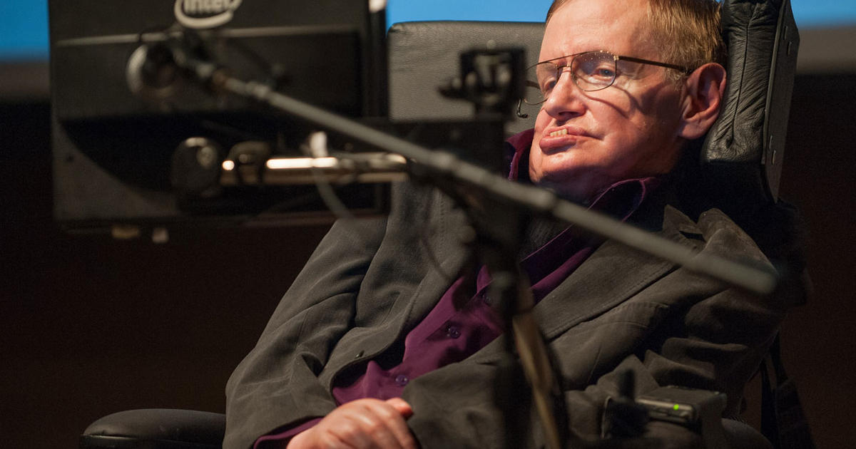 Stephen Hawking wants to find aliens before they find us ... Stephen Hawking