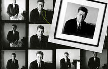 Rare Kennedy pictures go on display