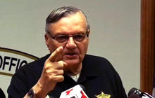 "Sheriff Joe Arpaio: ""I am not gonna be intimidated by anyone"""