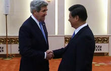 Kerry urging China to get tough on North Korea