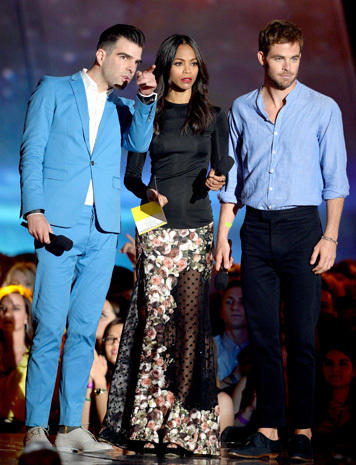 MTV Movie Awards 2013 highlights