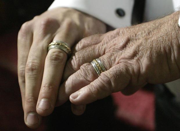 Same-sex marriage around the world