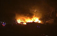 Texas explosion leaves scene of devastation in West
