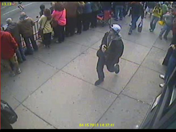Boston bombing suspects