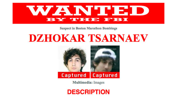 End game for Boston bomber suspect