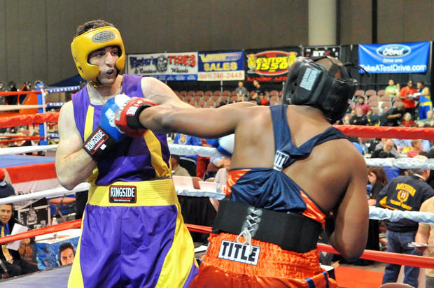 The boxing career of Tamerlan Tsarnaev