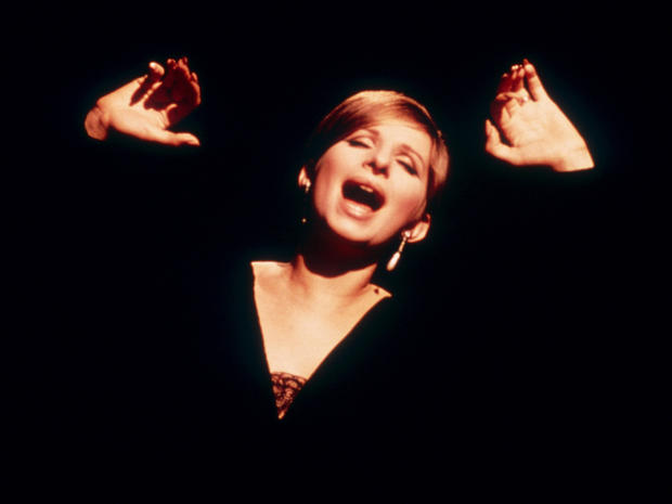 The films of Barbra Streisand