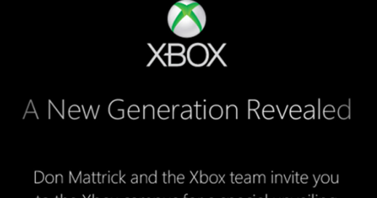 Microsoft to hold xbox event may 21 cbs news