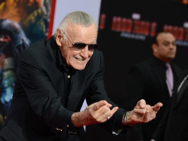 """""""Iron Man 3"""" hits Hollywood"""