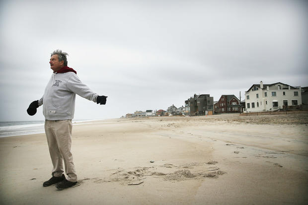 Superstorm Sandy six months later