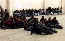 Number of illegal border crossings surges in South Texas