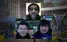 Feds charge 3 friends of Boston bomb suspect