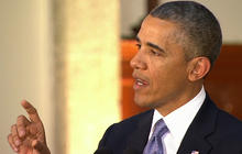 "Obama: I'm ""comfortable"" with FDA decision on Plan B contraceptive"