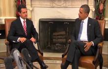 Pres. Obama in Mexico