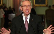 "Reid: Tea party has ""full control"" of Senate GOP"