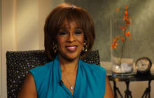 "Eye-Opening Moms: Gayle King talks ""mom guilt"" and do-overs"