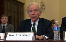 """Boston attacks could have been """"prevented,"""" says Lieberman"""