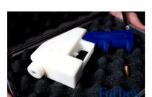 3D-printed gun plans scrubbed from Internet