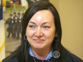 Veteran dispatcher Jennifer Daunch