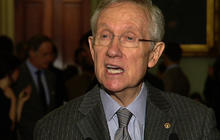 "Reid: GOP ""hyperventilating"" about Benghazi ""to rile up tea party base"""