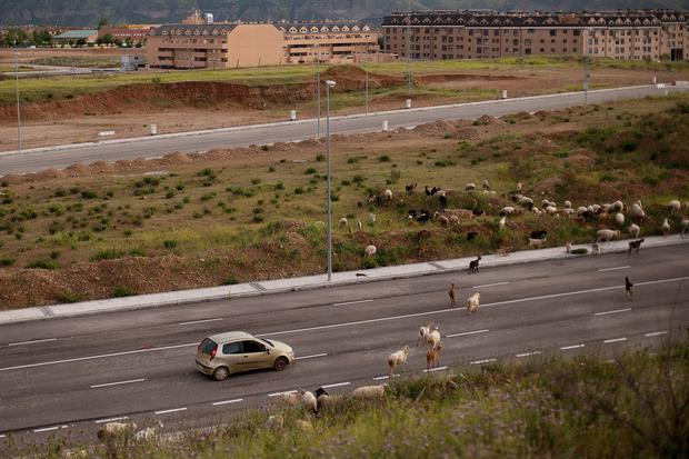"Spain's 70M euro ""ghost highway"""
