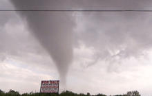 Watch: Amazing footage of Texas tornado