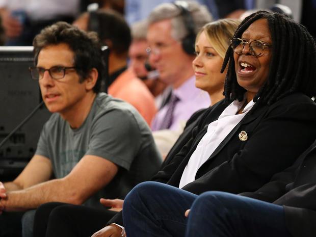 Stars at NBA 2013 playoffs