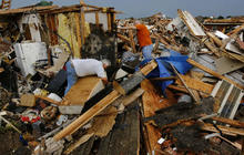 Inspiring stories emerge from destruction in Oklahoma