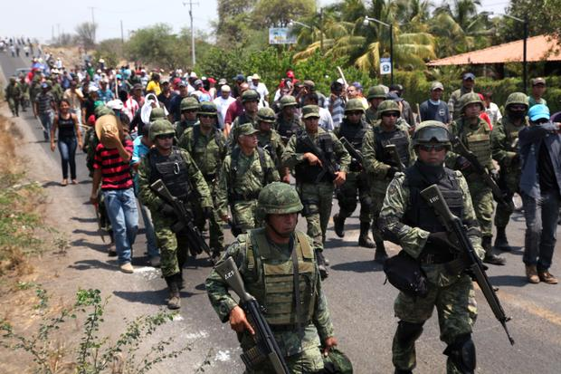 Mexico's drug war