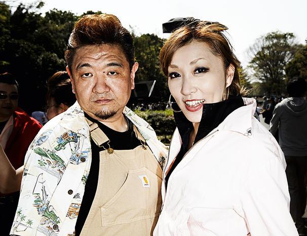 Tokyo's rockabilly scene