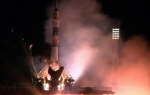 Launch video: Soyuz heads to ISS