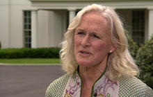 "Glenn Close: ""We will reach the tipping point"" on mental illness"