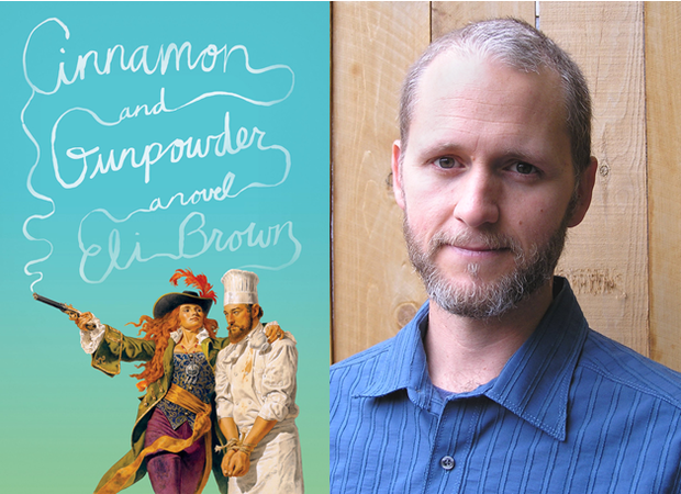 Cinnamon and Gunpowder, Eli Brown