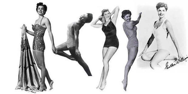 Esther Williams 1921-2013