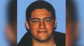 This undated photo provided on Sunday, June 9, 2013, by the Santa Monica Police Department shows John Zawahri, 23, who police have identified as the shooter in Friday's deadly rampage at Santa Monica College.