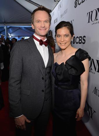 Tony Awards 2013 red carpet