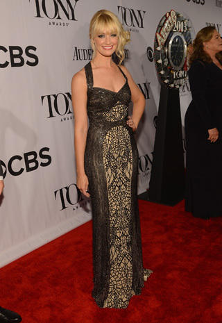 Tony Awards 2013 red carpet