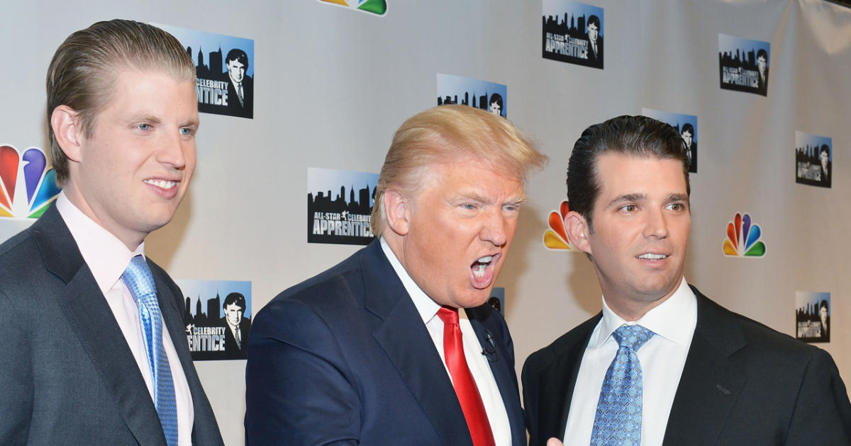 How porous is new wall between Donald Trump and his family business?